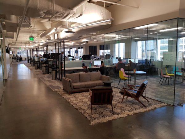 Divvy, kanceláře, office, moderní