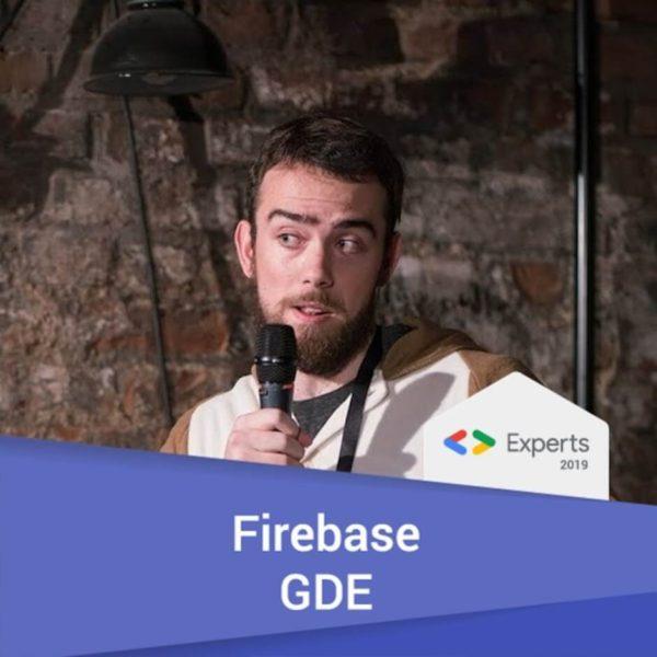 profiq kolega Dominik Šimoník, Google Developer Expert na Firebase